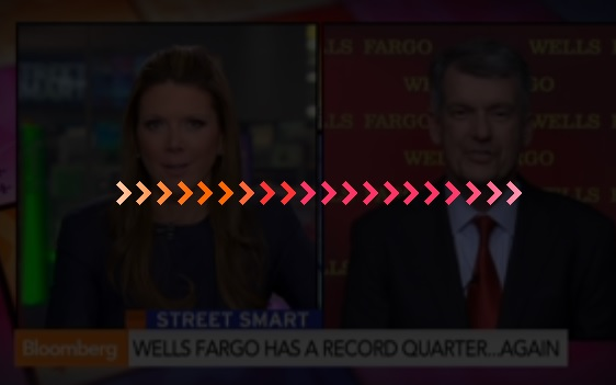 Wells Fargo CFO Sloan on First-Quarter Profit