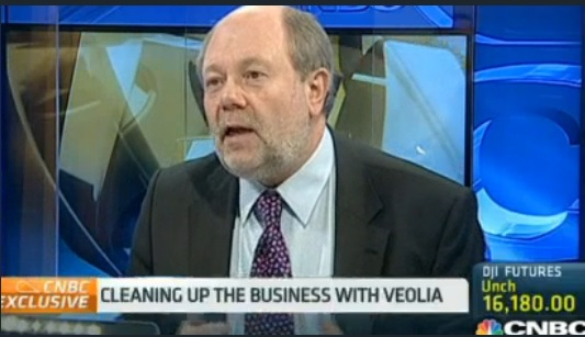 Why Veolia is diversifying into mining and metals