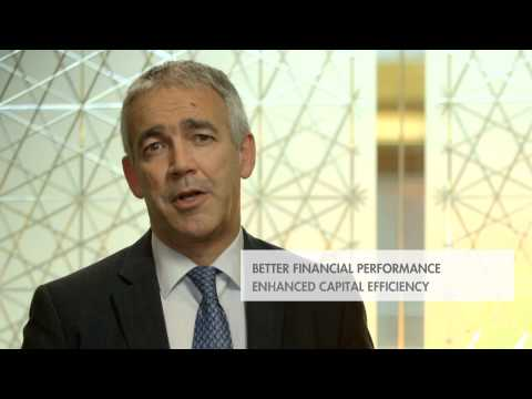 Simon Henry, CFO of Shell, comments on the Q1 2014 results