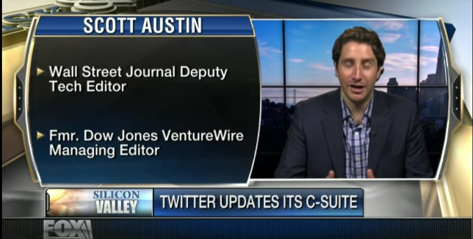 Twitter shakes up the c-suite