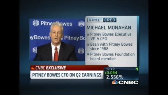 Pitney Bowes CFO: Digital commerce driving growth