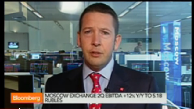 See a Healthy Appetite for Russian Stocks: Fetisov