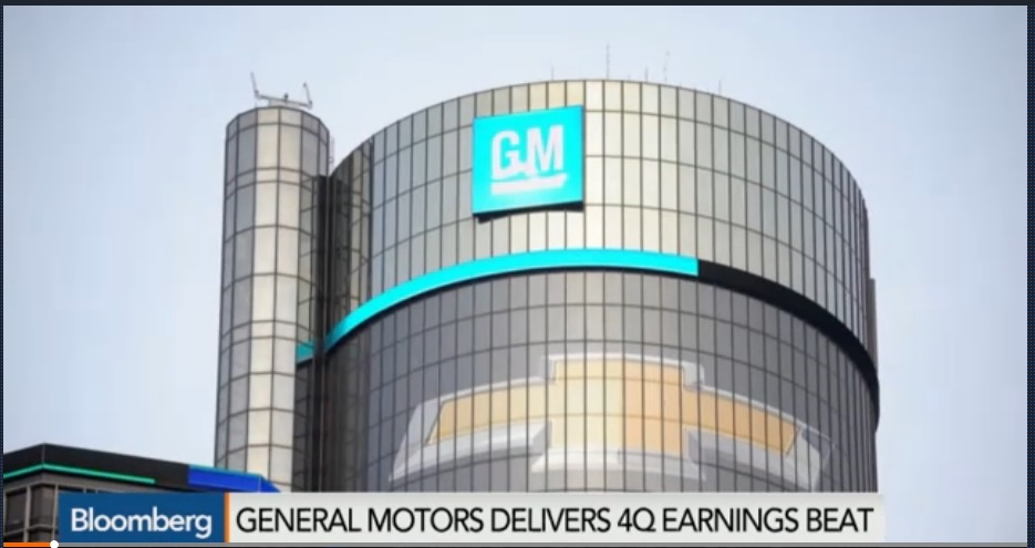 GM Sees 5% to 8% Growth in China in 2015, CFO Says