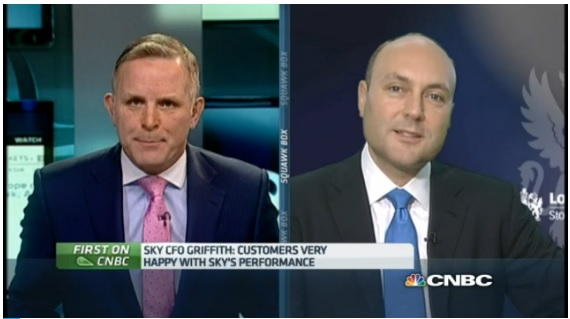 Happy to invest in sport but broadening business: Sky
