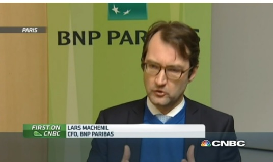 'Headwinds and tailwinds' for 2015: BNP Paribas CEO