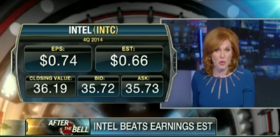 Intel CFO: We shipped 46M tablet chips in 2014
