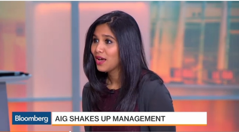 AIG CFO Herzog Exits as Hancock Shakes Up ManagementAIG CFO Herzog Exits as Hancock Shakes Up Management