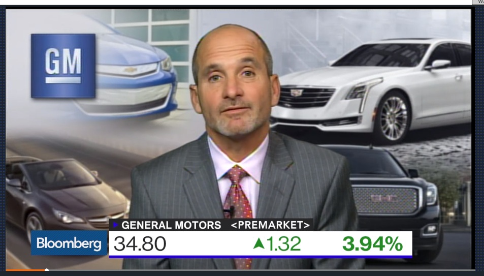 GM Plans to Sustain 10% Margin Objective: CFO Stevens