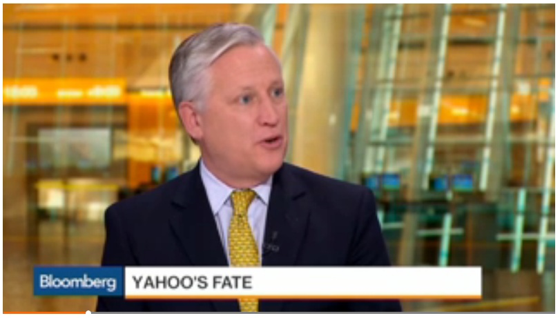 Verizon Would Explore Yahoo Deal If It Made Sense, CFO Says