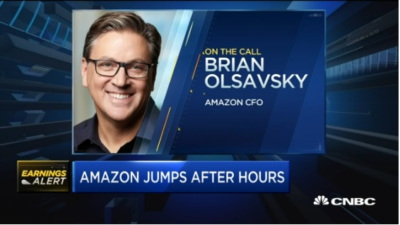 Amazon CFO: Prime Day set record for Amazon devices