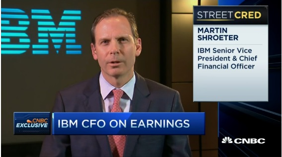 IBM CFO on earnings & new acquisitions