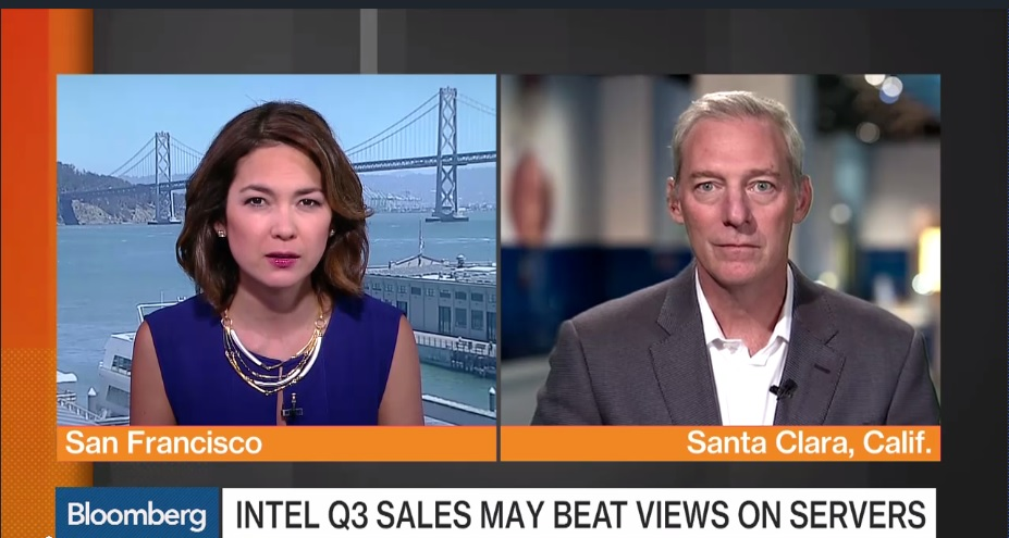 Intel CFO: We're Cautious on PC Market, Expect Decline