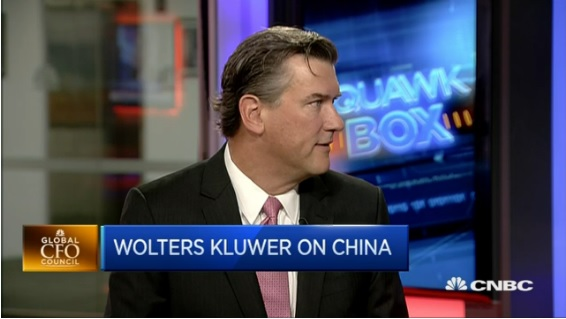 EM growth has been mainly organic: Wolters Kluwer CFO