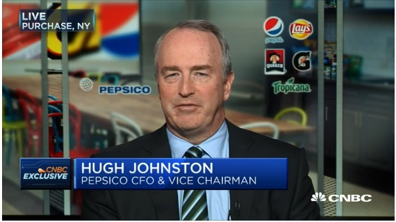 PepsiCo CFO on Q3 results