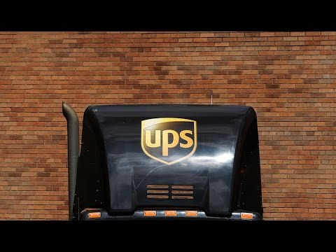 UPS CFO On Drones, The Future of Shipping