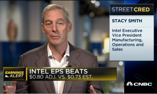 Intel EVP on Q3 earnings: Fantastic quarter for us