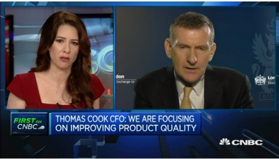 Long-haul travel demand remains strong: Thomas Cook CFO
