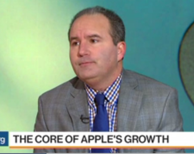 Apple Stock Rises as Pressure Mounts to Find Growth