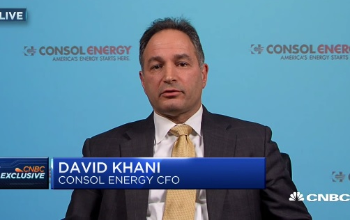 Consol Energy CFO on coal vs. natural gas