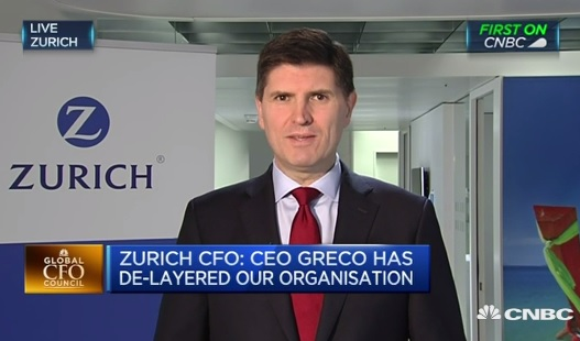 Really important to adapt to current market environment: Zurich CFO