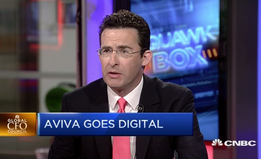 Trying to transform Aviva business around digital: CFO