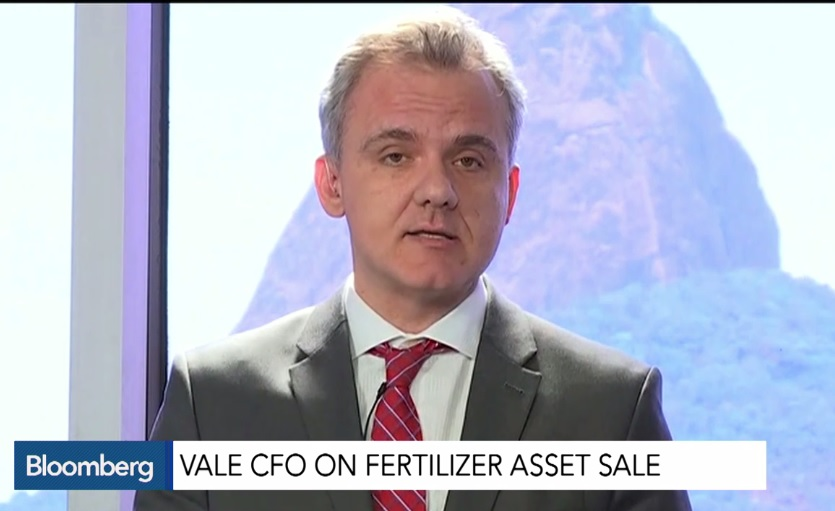 Vale CFO: More Caution With Core Asset Sales