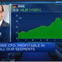 German government needs to ensure security of supply: RWE CFO