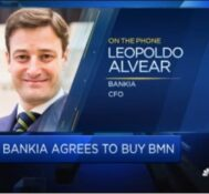 Not much space for further consolidation among Spain's big banks: Bankia CFO