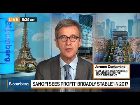 Sanofi's CFO Says Growth in EM Has Been Steady