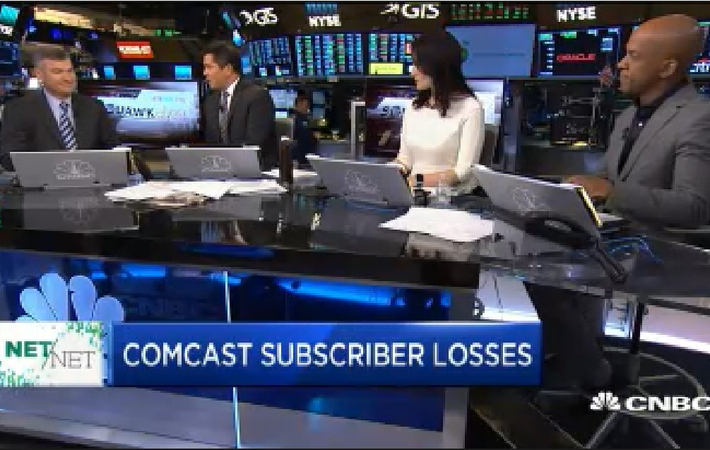 Former DirecTV CEO talks changing media landscape and effect on earnings