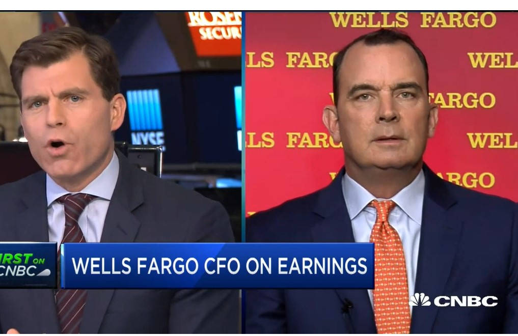 Wells Fargo CFO: Value proposition of doing business with us continues to be strong