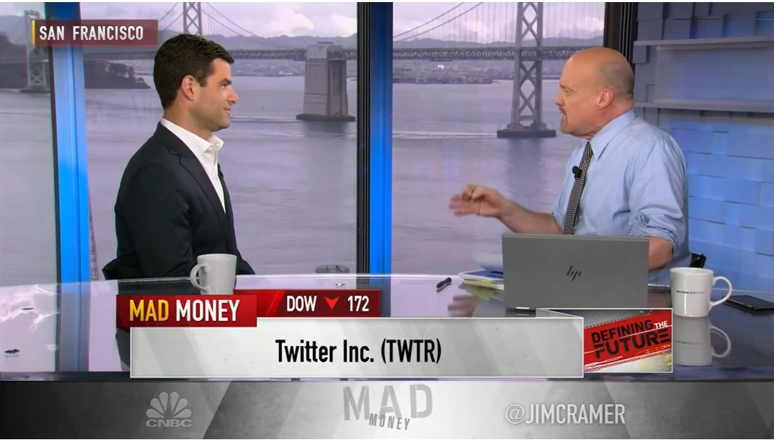 Twitter CFO: We have a lot of work to do, but everybody in the world can benefit from our platform