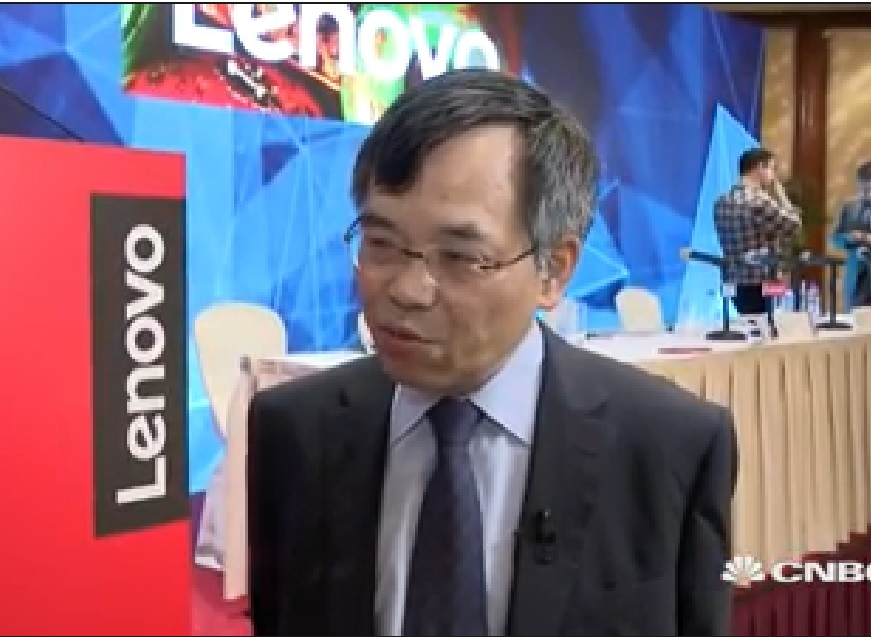Lenovo CFO: Mobile unit will return to better health in near future