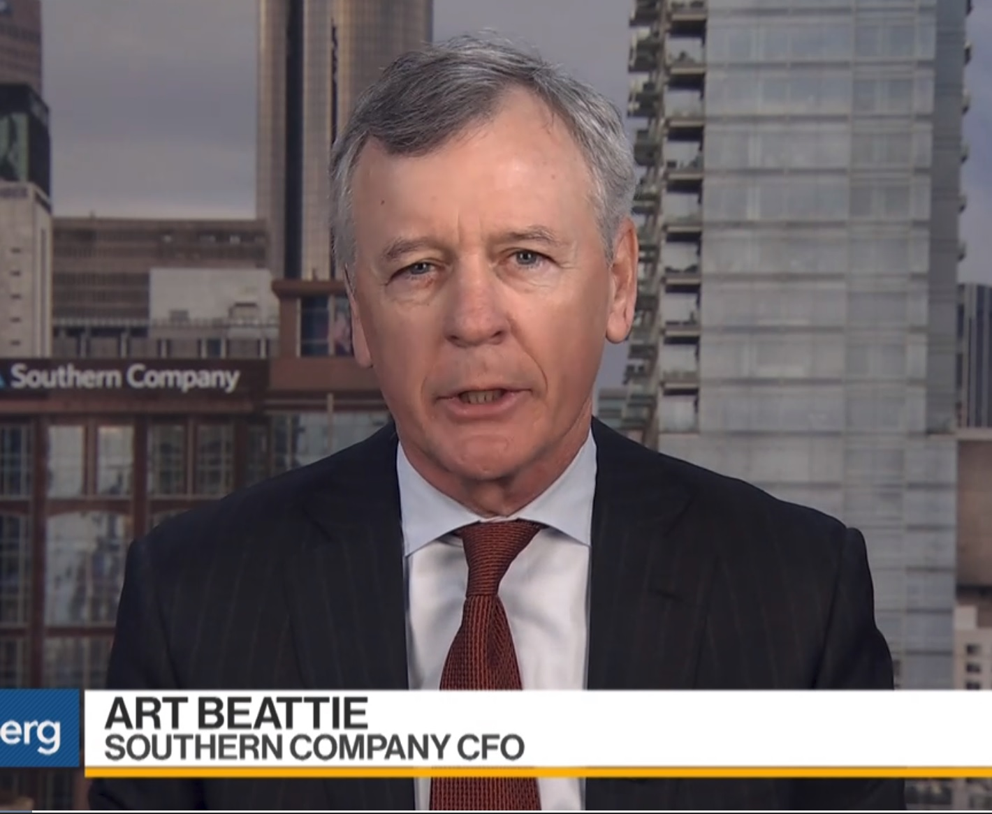 Southern Company Is Primarily Focused on Labor, Says CFO Beattie