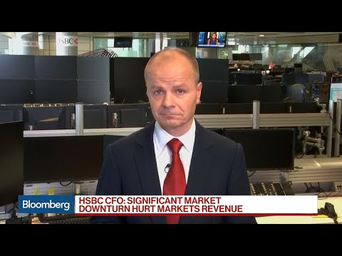 Significant Market Downturn Hurt Markets Revenue, Says HSBC CFO