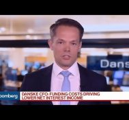 Danske CFO Baltzer on Earnings, Compliance, Possible Takeover Attempts