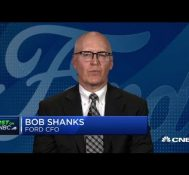 Ford CFO Bob Shanks breaks down first-quarter earnings