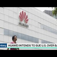 Huawei Wages Legal and PR Battle on Behalf of CFO