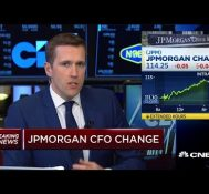 JP Morgan CFO to take on top consumer lending role