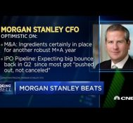 Why Morgan Stanley's CFO is optimistic for 2019