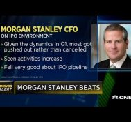 Morgan Stanley CFO: Ingredients in place for year of robust mergers and acquisitions
