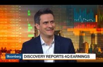 Discovery CFO Says He's 'Very Confident' About Prospects for 2019