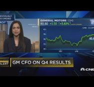 GM CFO breaks down its strong Q4 earnings results