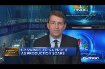 BP CFO Brian Gilvary talks earnings, upcoming projects