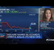 Square names Blizzard's Amrita Ahuja new CFO