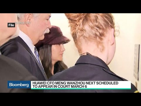 Huawei CFO Extradition Case Begins in Canada