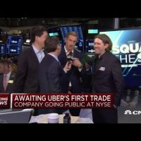 Uber co-founders and CFO talk Uber IPO
