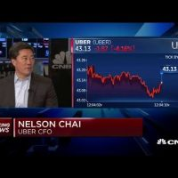 Watch CNBC's full interview with Uber CFO Nelson Chai