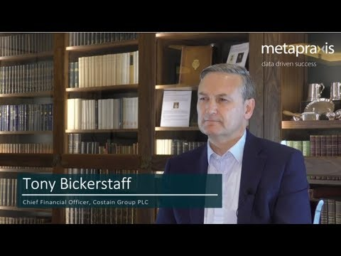 Tomorrow's CFO Series: Tony Bickerstaff, CFO Costain Group – interview 2019