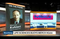Merck KGaA's CFO on Sales Growth, Asia, Life Sciences, Semiconductor Additions